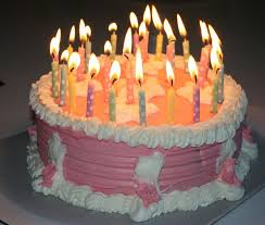wallpaper birthday cake candle