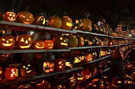 Keene Pumpkin Festival 2014 by Keene Pumpkin Festival Sets Guinness World Record For Jack O Lanterns