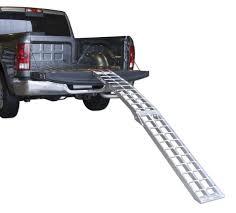 Raider Aluminum Folding Ramp Bi-Fold - 11