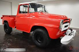 100 Ford 4x4 Trucks For Sale 1958 International A120 Pickup 240 Inline 6 4 Speed