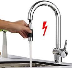 ubeegol niederdruck armatur wasserhahn küche ausziehbar 360