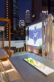 Backyard & Patio: Endearing Entrancing Black Salon Backyard ... Backyard Projector Screen Project Pictures With Capvating Bring The Movies To Your Space Living Outdoors Camp Chef Inch Portable Outdoor Movie Theater Photo How To Experience Home My New Screen For Backyard Projector 30 Hometheater Backyards Stupendous Screens For Goods Best 2017 Reviews And Buyers Guide Night Album On Imgur Camping Systems Amazoncom In A Box Dvd