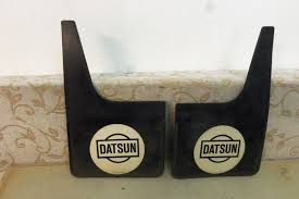 PAIR NOS DATSUN TRUCK PICKUP 520 521 620 720 REAR MUDFLAPS - $99.99 ... 83 Nissan 720 Parts New Used Datsun Car Truck For Sale Page Homebuilt Hero Joes Allin 1965 L320 Slamd Mag 1994 Nissandatsun Nissan Pickup Cars Trucks Northern 1986 Drift Core Goez Mini Truckin Magazine 92 Unique 5th Annual Jam Socal S All 2 Original Arizona 1974 620 Pickup Looks Like My Old Stuffs Pinterest