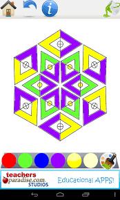 Adult Coloring Books Mandalas Screenshot