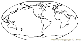 Full Size Of Coloring Pageglobe Page 54882 Large Thumbnail