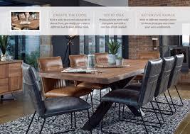Introducing The SOHO Oak Furniture Range