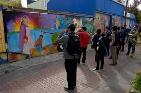 Clarion Alley Mural Project Address by Teaching About San Francisco Community Murals Beyond The
