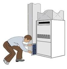 Furnace Filter Clipart