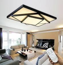 details zu modern led 48w 72w deckenle deckenleuchte wohnzimmer voll dimmbar 6906c