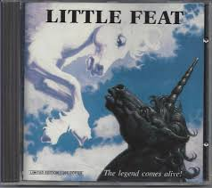 Little Feat Fat Man In The Bathtub by Little Feat The Legend Comes Alive Cd At Discogs