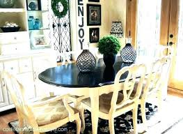 Painted Dining Room Furniture Ideas Table Painting Chairs With