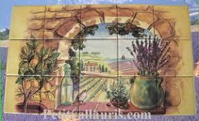 carrelage cuisine provencale photos decoration provencale pour cuisine photo dco cuisine et blanc