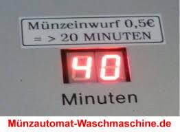 münzautomat