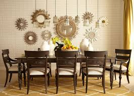 Ethan Allen Dining Room Sets Used by Mini Silver Starburst Mirror Ethan Allen Chappy Channukah