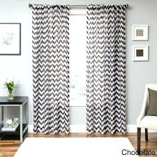 Navy Blue Chevron Curtains Walmart by Grey Chevron Curtain Gorgeous Chevron Gray Curtains Decorating