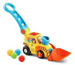 100 Vtech Hammer Fun Learning Truck Amazoncom VTech PopaBalls Push Pop Bulldozer Toys Games
