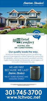 Quality Leads The Way Total fort Heating and Air Conditioning