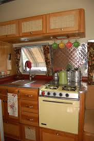 100 Airstream Trailer Restoration Vintage Camper Interiors Vintage
