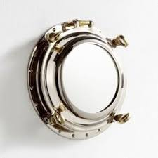 Royal Naval Porthole Mirrored Medicine Cabinet Uk by 12 In H X 7 5 In W Oval Nautical Mirror Products