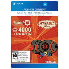 Fallout 76 - 5,000 Atoms | PlayStation 4 | GameStop Fallout 76 Trictennial Edition Bhesdanet Key Europe This Week In Games Bethesda Ships 76s Canvas Bags Review Almost Hell West Virginia Pcworld Like New Disc Rare Stolen From Redbox Edition Youtubers Beware Targets Creators Posting And Heres For 50 Kotaku Australia Buy Fallout Closed Beta Access Pc Cd Key Compare Prices 4 Ps4 Walmart You Can Claim 500 Atoms If You Bought Game For 60 Fo76 Details About Xbox One Backlash Could Lead To Classaction Lawsuit