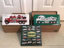 2015 Hess Truck 2016 Hess Truck & 2014 50 Years Of Hess Toy Trucks ... 2018 Hess Miniature Truck Set Brand New In Box 3000 Pclick Hess Toy Collection With 1966 Tanker Toys Values And Descriptions 2013 Tractor On Sale Now Just In Time For The Trucks Through Years Newsday The Has Been Around 50 Years 1998 Tanker Truck First In A Series Mib For Sale Nj 1969 Amerada Original Box Near Mint Reveals Mini 2017 Mini Monster Helicopter Emergency 3 News Updates
