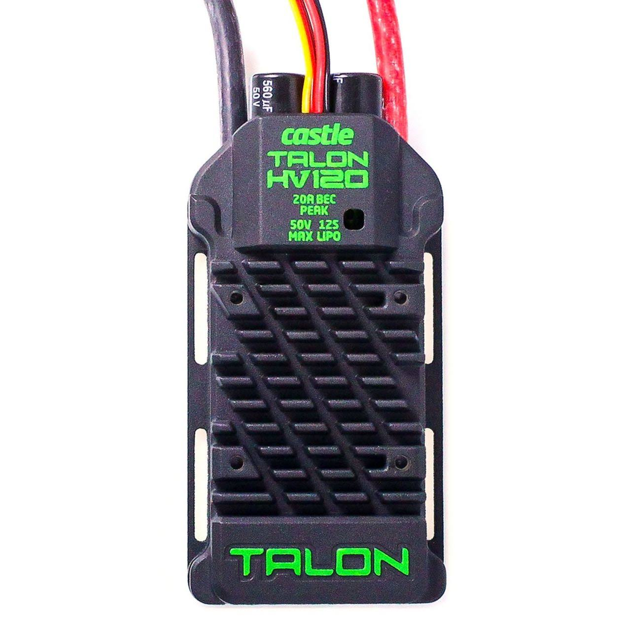 Castle Creations M3100 Talon Battery Eliminator Circuit Kit - 120V, 120a, 12s ESC