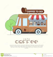 Coffee Truck Concept With Thin Line Icons Stock Vector ... Mobile Coffee Truck For Drinker Photo Stock Photos Images The 10 Most Popular Food Trucks In America Starbucks Is Bring Trucks To College Campuses Business How To Build A Truck Better Rival Bros Youtube Progress And Updates Opendoor Diy Pallet Wall Coffee Stuff Pinterest Vintage Food Sale Cversion Restoration Vasitos Sets Up Shop Rio Rico Local News Stories