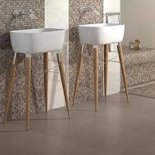 badezimmer fliesen essentials taupe jasba mosaik