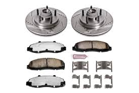 100 Truck Stop Loads Amazoncom Power K191436 Front Z36 And Tow Brake Kit