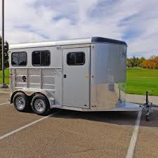 Maverick - Horse & Livestock Trailers North Bay | Truck Tops USA