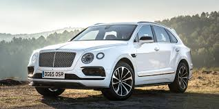 2017 - Bentley - Bentayga - Vehicles On Display | Chicago Auto Show Carscoops Bentley Truck 2017 82019 New Car Relese Date 2014 Llsroyce Ghost Vs Flying Spur Comparison Visual Bentayga Vs Exp 9f Concept Wpoll Dissected Feature And Driver 2016 Atamu 2018 Coinental Gt Dazzles Crowd With Design At Frankfurt First Test Review Motor Trend Reviews Price Photos Adorable 31 By Automotive With Bentley Suv Interior Usautoblog Vehicles On Display Chicago Auto Show