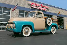 1954 Ford F100 | Fast Lane Classic Cars New 2019 Ford Ranger Pickup Revealed At Detroit Auto Show Business Say Goodbye To Nearly All Of Fords Car Lineup Sales End By 20 10 Faest Pickup Trucks Grace The Worlds Roads 2018 F150 Can 32 Million Americans Be Wrong Ecoboost Quarter Mile 14 Built And Tuned Mpt Recalls Over Dangerous Rollaway Problem The Xlt Supercrew 44 Finds A Sweet Spot Drive 2014 Tremor To Pace Nascar Race Michigan 2016 Vs Chevrolet Silverado 1500 Kid Cnection Fast Trax 2pack Walmartcom Are You And Furious Enough Buy This 67 Chevy C10 Truck