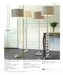 Floor Lamp ~ Stacked Crystal Floor Lamp Home Autumn Winter By ... Floor Lamp With Crystal Shade And Lights Brass Standing Lamps Living Room Remarkable Pottery Barn Style Just Magnificent 2 Bulb Lantern Shopgoodwillcom Unmarked Vintage Similar But Christmas In The Family Room The Sunny Side Up Blog Kitchen Ideas Island Bench Outstanding White Curvy For Which Is 50 Off Antique Mercury Glass Table Family Upstairs Arthur Sectional Sarahs