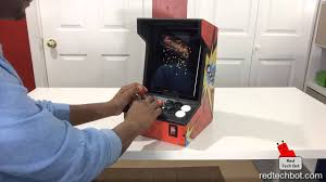 Mame Arcade Machine Kit by Icade Arcade Cabinet For Ipad Gameplay Demo Youtube