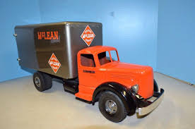 Vintage Smith-Miller 1951 Mack Box Truck McLean Trucking Private ...