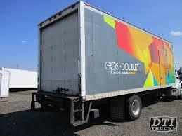 100 26 Truck 2005 Morgan Dry Van Body Stock B3422 BoxesBodies TPI