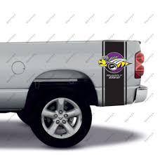 100 Ram Truck Decals Rumble Bee Bed Stripe Kit Fits Dodge Vinyl Stickers