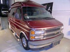 Purchase Used TIARA INTERNATIONAL MOTOR COACH STEALTH CUSTOM CONVERSION VAN DVD TV SLEEPER In Bronx
