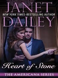 Heart Of Stone Americana Series Book 29 Janet Dailey Author
