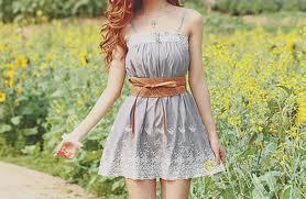 Vintage Style Dress Tumblr