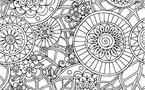 Pinterest Mandala Coloring Pages