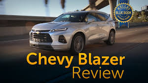100 Blue Book For Trucks Chevy 2019 Chevrolet Blazer Review Road Test YouTube