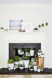 18 Fireplace Decorating Ideas