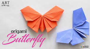 How To Fold Origmai Butterfly