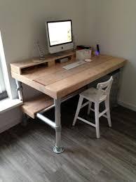 best 25 industrial pipe desk ideas on pinterest pipe desk diy