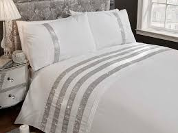Carly Luxury Bedding Set White – The Cosy Bedding pany