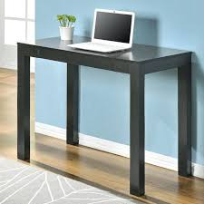 Mini Parsons Desk Walmart by Desk Image Of Small Aluminum Parsons Desk 42 Ameriwood