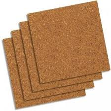 cork tiles 12x12 square bulletin board sheet roll wall