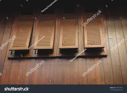 100 Modern Thai House Design Style Teak Wood Awning Stock Photo Edit Now