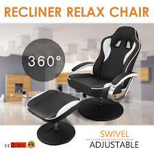 fauteuil de bureau relax inclinable chaise de bureau fauteuil relax accueil chambre repose